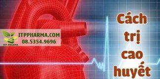 Cách trị cao huyết áp