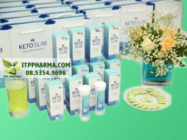 Keto Slim hiện đang được bán tại các nhà thuốc trên toàn quốc