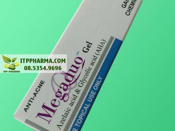 Hình ảnh Megaduo với thành phần an toàn cho da