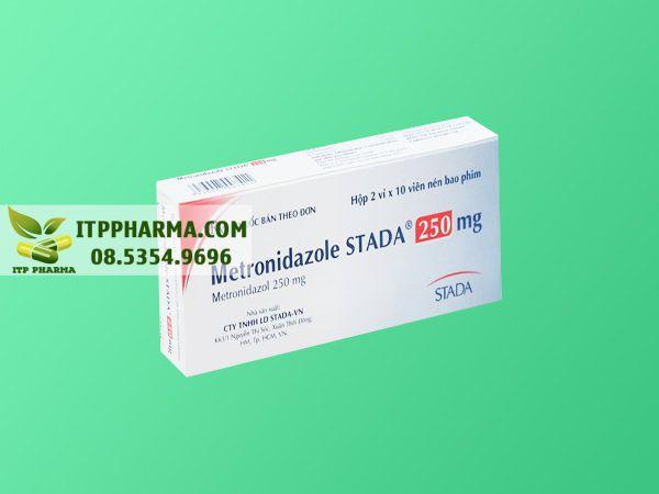Thuốc Metronidazole giúp chữa ngứa vùng kín