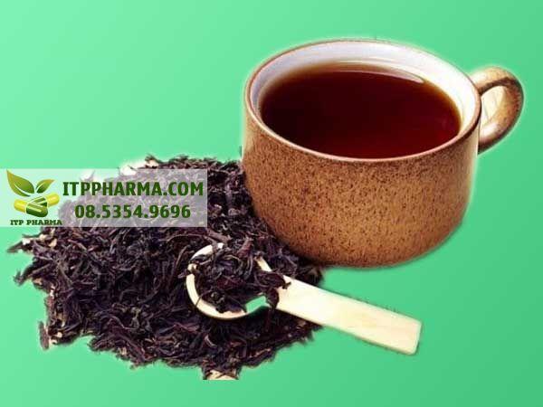 Trà đen- Thành phần có trong Keto Slim