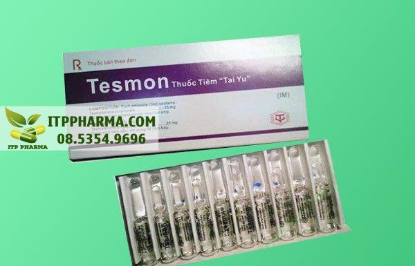 Thuốc Tesmon giúp điều trị yếu sinh lý