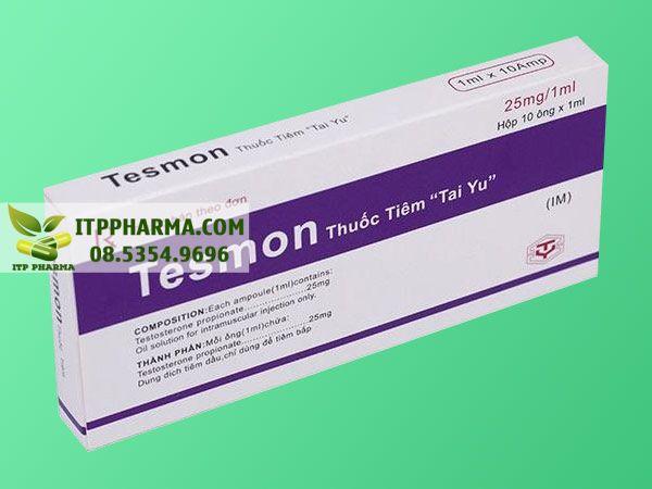 Thuốc Tesmon được nhiều người sử dụng