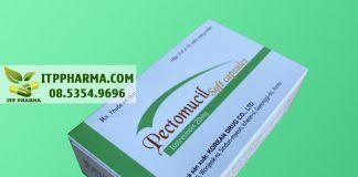 Thuốc Pectomucil giúp trị mụn hiệu quả