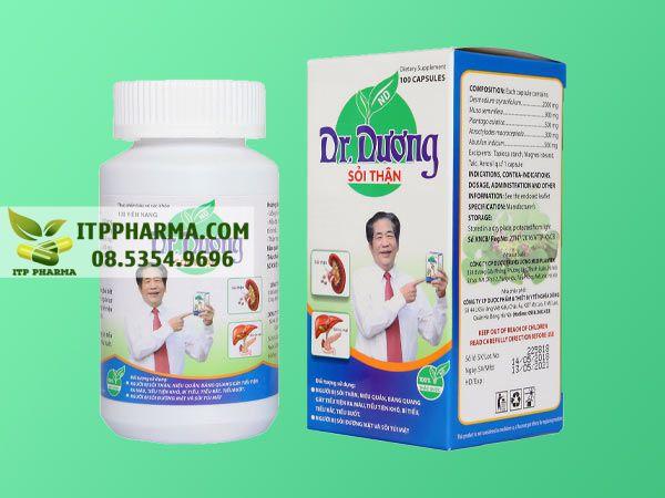 Thuốc trị sỏi thận Dr.Dương Sỏi Thận
