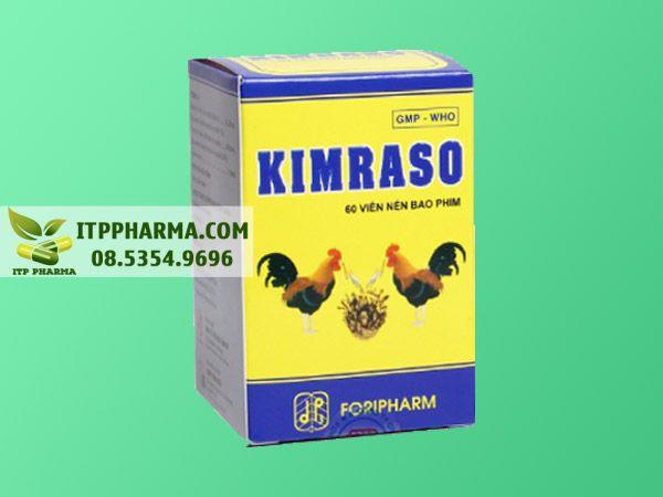 Thuốc trị sỏi thận Kimraso