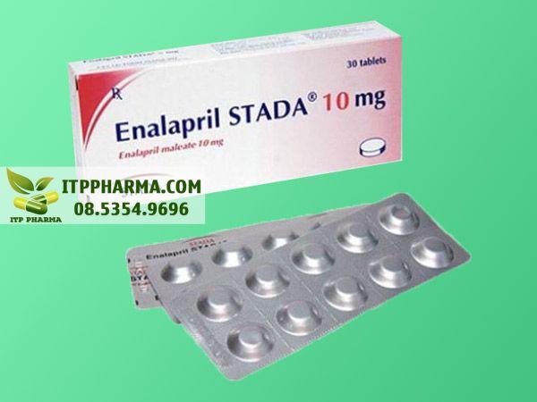 Thuốc điều trị tăng huyết áp Enalapril
