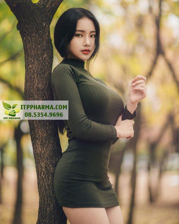 Hotgirl Yu Han với cặp vú to nhất Hàn Quốc