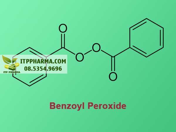 Benzoyl Peroxide- Thành phần có trong Zapzyt