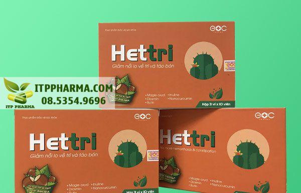 Hình ảnh Hettri dành cho người bệnh trĩ