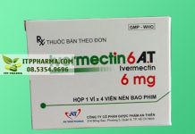 Hình ảnh thuốc Ivermectin giúp trị giun chỉ hiệu quả