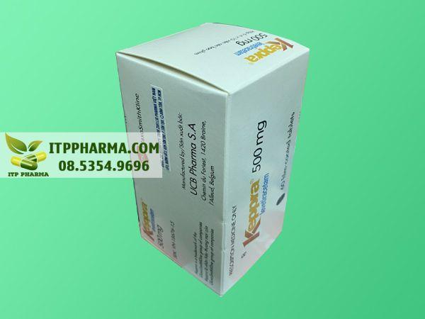 Keppra giúp chống động kinh co giật ở người lớn và trẻ em