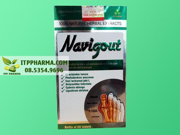 Dạng hộp sản phẩm Navigout
