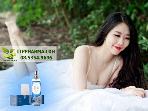 Nước hoa kích dục được nhiều người tin dùng