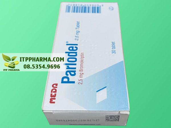 Thận trọng khi sử dụng Parlodel