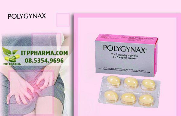 Thuốc đặt âm đạo Polygynax