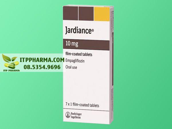 Thuốc tiểu đường Jardiance