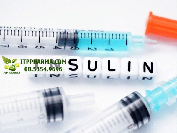 Thuốc tiểu đường nhóm Insulin