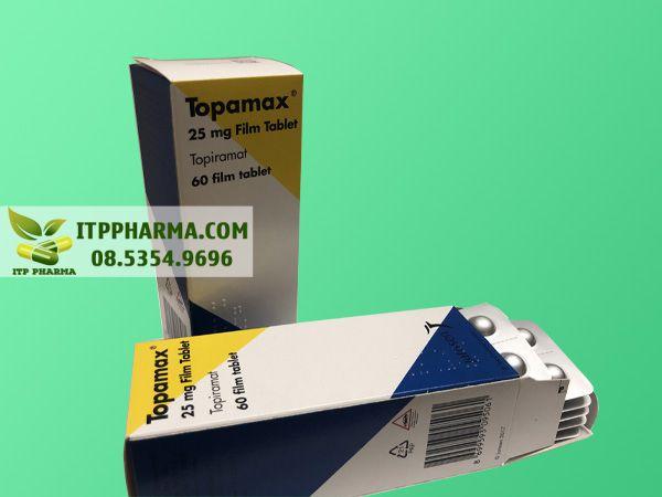 Thận trọng khi sử dụng Topamax