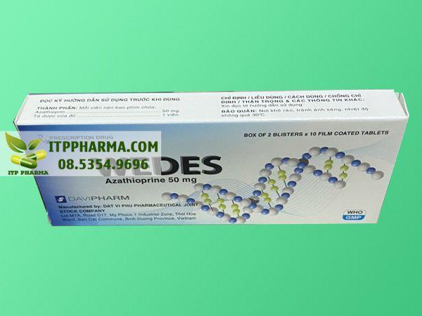 Thuốc Wedes được bán ở nhiều nơi