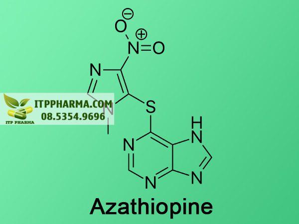 Công thức hoạt chất Azathiopine thành phần Wedes
