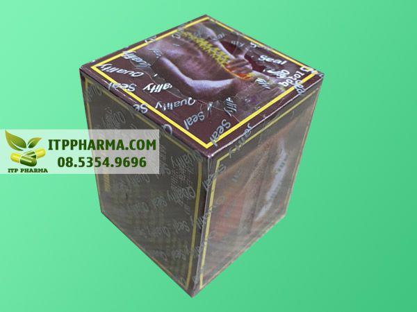 Mujarhabat Kapsul được bán ở nhiều nơi
