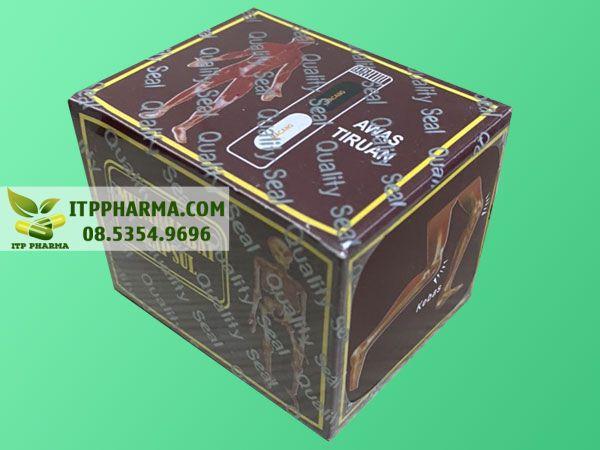 Hình ảnh Mujarhabat Kapsul dạng hộp nằm ngang