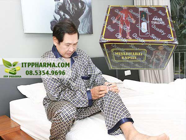 Mujarhabat Kapsul giảm đau nhức xương khớp hiệu quả