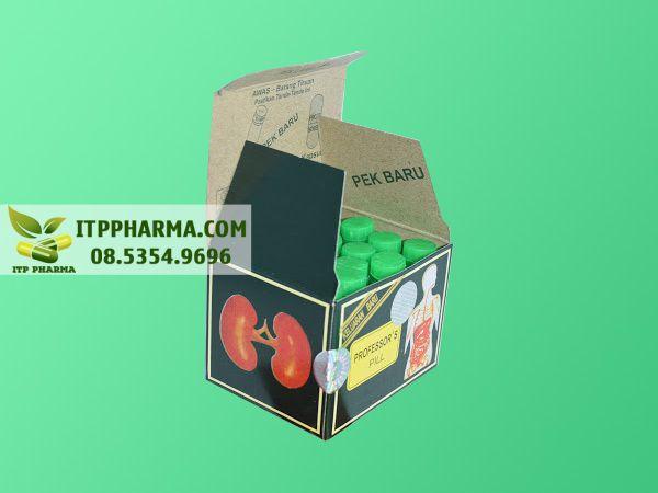 Professor's Pill Keluaran Baru được sản xuất tại Malaysia