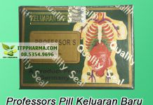 Hình ảnh Professor's Pill Keluaran Baru