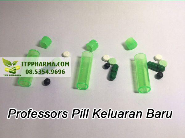 Professor's Pill Keluaran Baru dạng viên