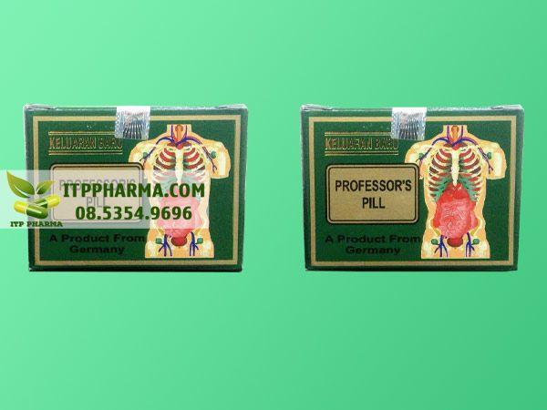 Professor's Pill Keluaran Baru có nhiều công dụng tốt cho sức khỏe