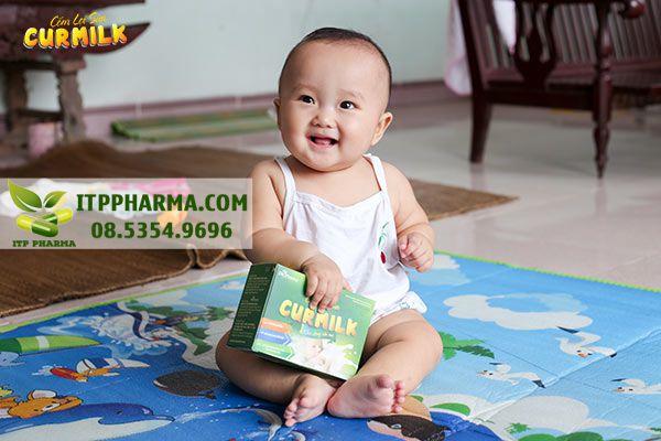 Cốm lợi sữa Curmilk giúp bé có dòng sữa mẹ thơm mát, tăng cân đều và hệ tiêu hóa khỏe mạnh