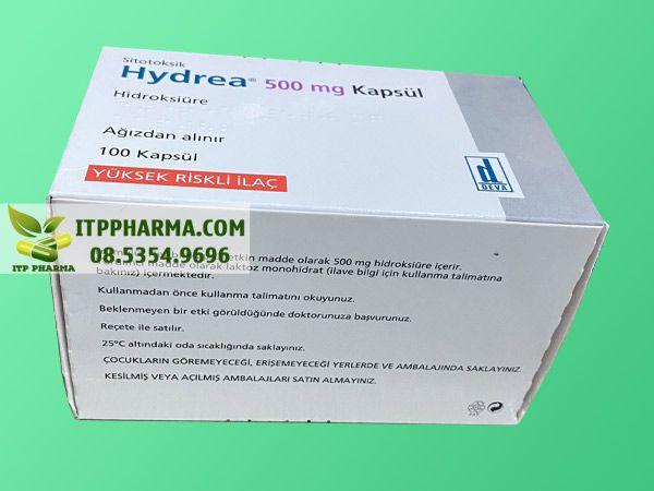 Thuốc Hydrea được bán ở nhiều nơi