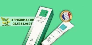 Sodermix nhập khẩu trực tiếp từ Pháp