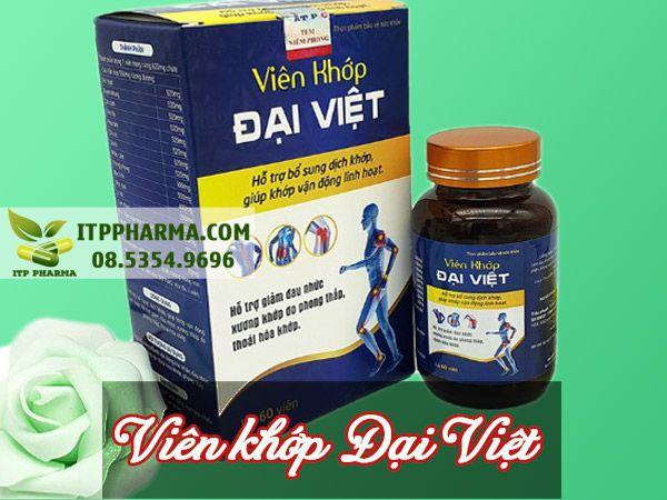Hình ảnh Viên Khớp Đại Việt