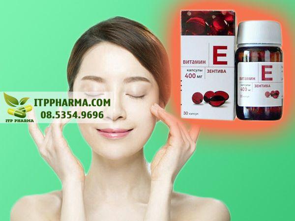 Vitamin E đỏ Nga được nhiều người tin dùng
