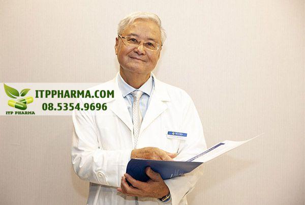 PGS.TS Vương Tiến Hoà – Chuyên gia sản phụ khoa – Bệnh Viện phụ sản TW
