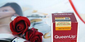 Hình ảnh: Sản phẩm QueenUp