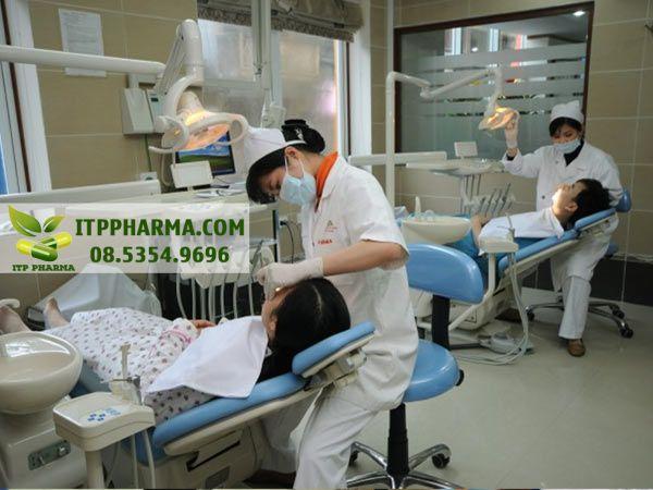 Nhổ răng khôn Bệnh Viện Răng Hàm Mặt Trung Ương
