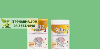 Sữa non Colos Platinum 1
