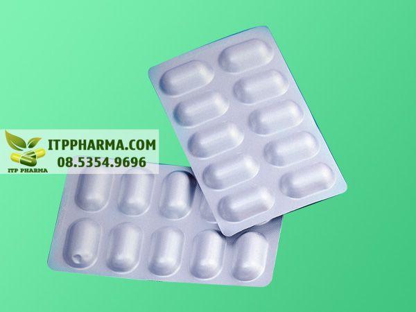 Hình ảnh vỉ sản phẩm Diatarin