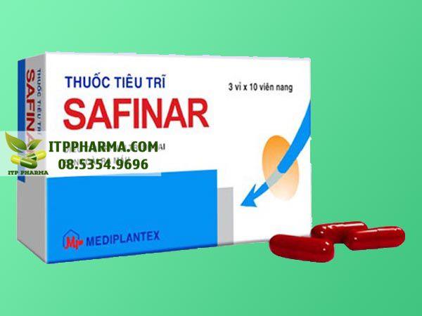 Hướng dẫn sử dụng thuốc Safinar