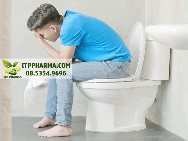 Thay đổi tư thế đi vệ sinh