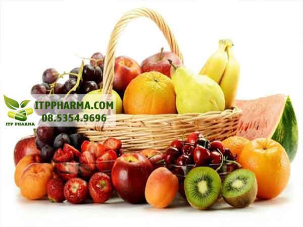 Những loại trái cây tốt cho người bệnh trĩ