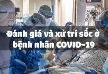 Đánh giá và xử trí sốc ở bệnh nhân COVID-19