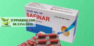 Hình ảnh thuốc Safinar dùng cho người bệnh trĩ