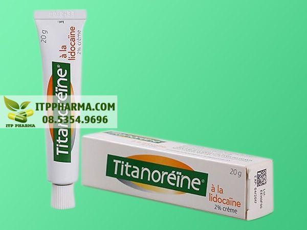 Lưu ý khi sử dụng Thuốc bôi trĩ Titanoreine