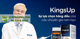Kingsup - Sự lựa chọn hàng đầu cải thiện sinh lý
