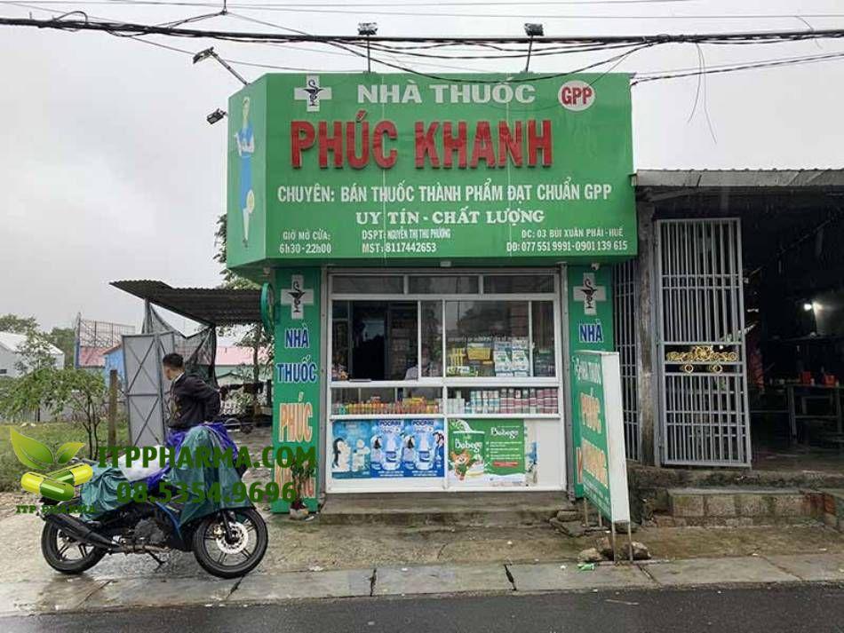 Nhà thuốc Phúc Khanh